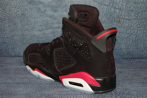 AJ 6 Black 2