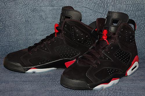 AJ 6 Black 3