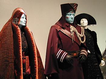George's Costume
