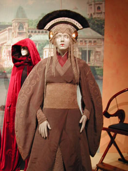 Famous Padme's Costume 1