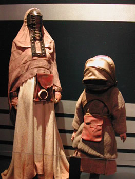 Sand People Family