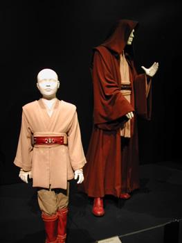Anakin Boy and Obi-Wan