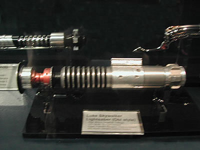 luke lightsaber 2