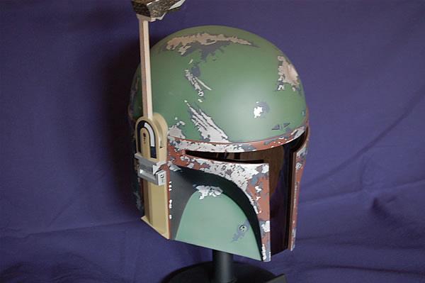 Boba Fett Helmet 2