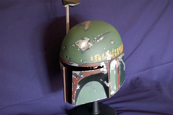 Boba Fett Helmet 3