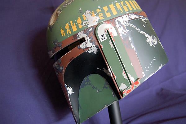Boba Fett Helmet 4