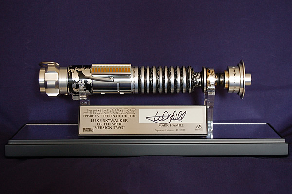 Luke Skywalker Lightsaber ライトセイバー Ver.2-1