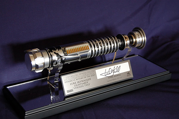 Luke Skywalker Lightsaber ライトセイバー Ver.2-3